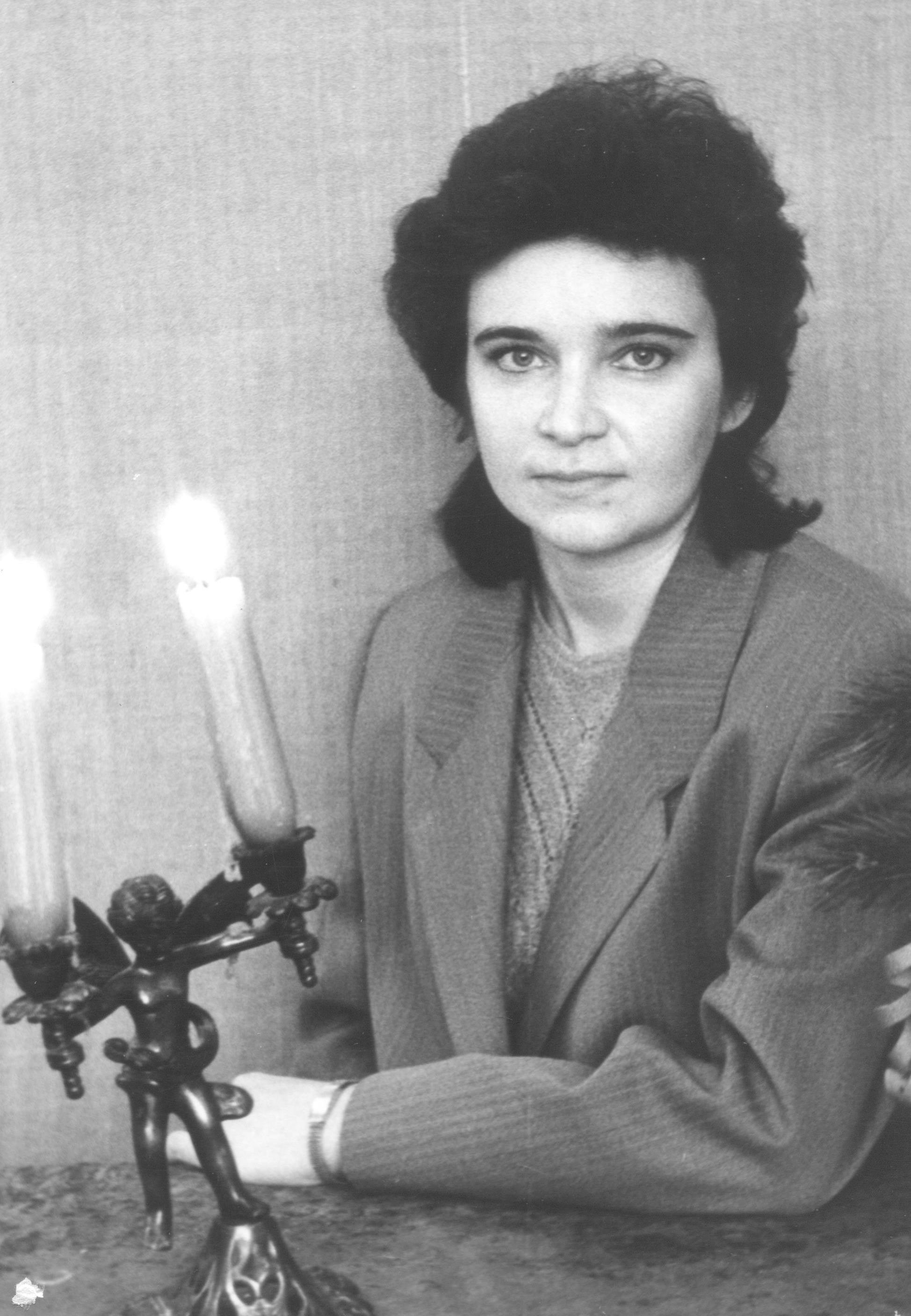Неля Корнеева, учитель немецкого языка