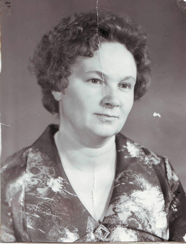 Венера Викентьевна Белькова, замдиректора школы по учебной работе и учитель математики