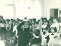 Сбор пионерской дружины. 1982 год
