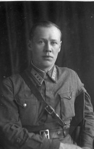 С.Н. Егоров, первый директор школы №18