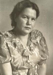 Учитель начальных классов Анисья Михайловна Василькова