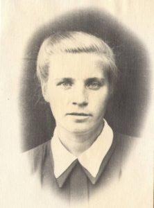 Пилявская А.А. 50-60-е гг.