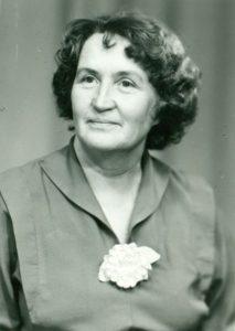 Ирина Константиновна Завитаева, организатор воспитательной работы, учитель русского языка и литературы