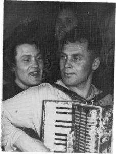 Иван Иванович Махаев в молодости