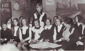 Заседание клуба Юность